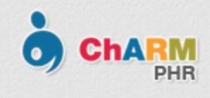 Charm PHR Logo